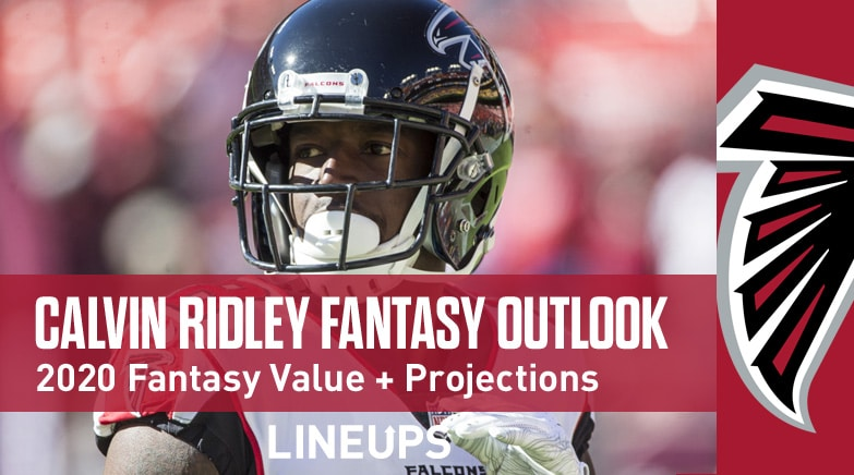 calvin ridley fantasy value 2020