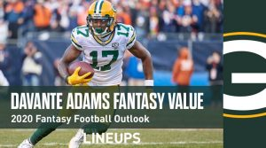 Davante Adams Fantasy Football Outlook & Value 2020