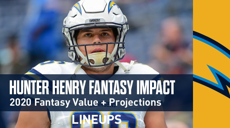 hunter henry fantasy value 2020