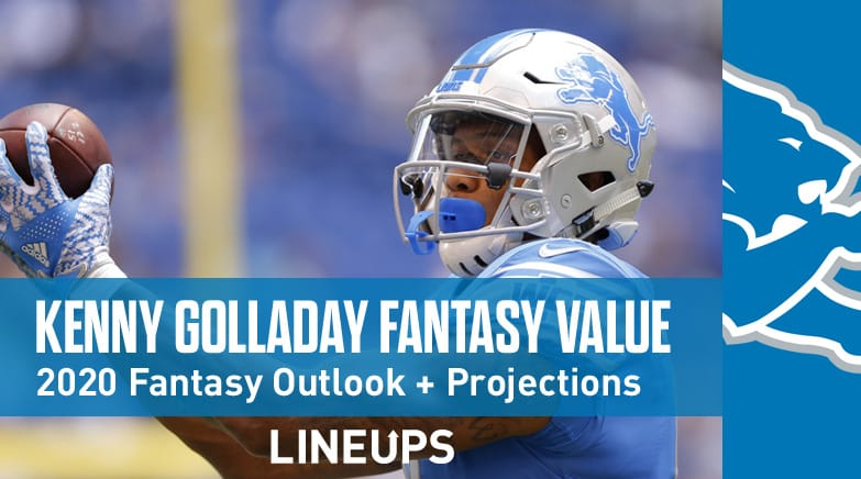 kenny golladay fantasy value 2020