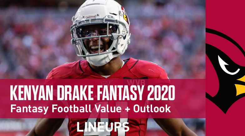 kenyan drake fantasy football value 2020