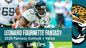 Leonard Fournette Fantasy Outlook & Value 2020
