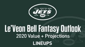 Le'Veon Bell Fantasy Football Outlook & Value 2020