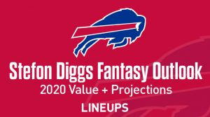 Stefon Diggs Fantasy Outlook & Value 2020
