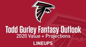 Todd Gurley Fantasy Football Outlook & Value 2020