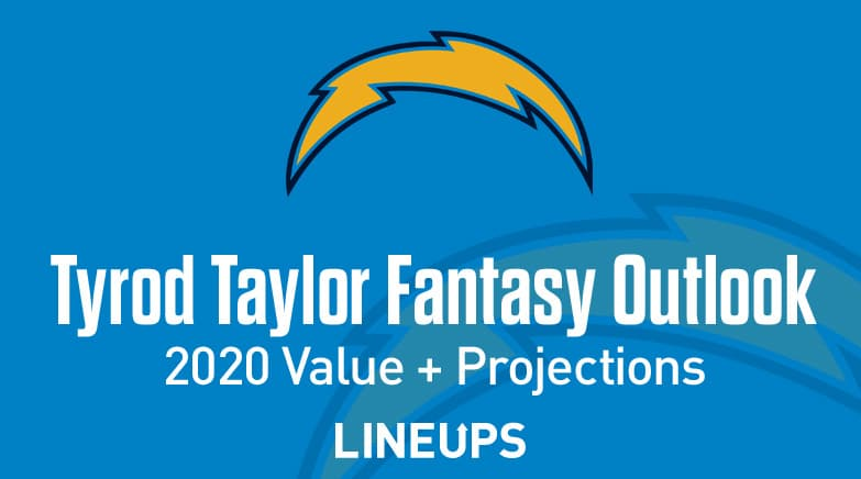 tyrod taylor fantasy value 2020