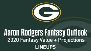 Aaron Rodgers 2020 Fantasy Value & Outlook