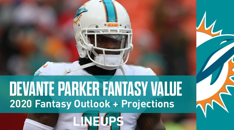 devanteparkerfantasyvalue2020