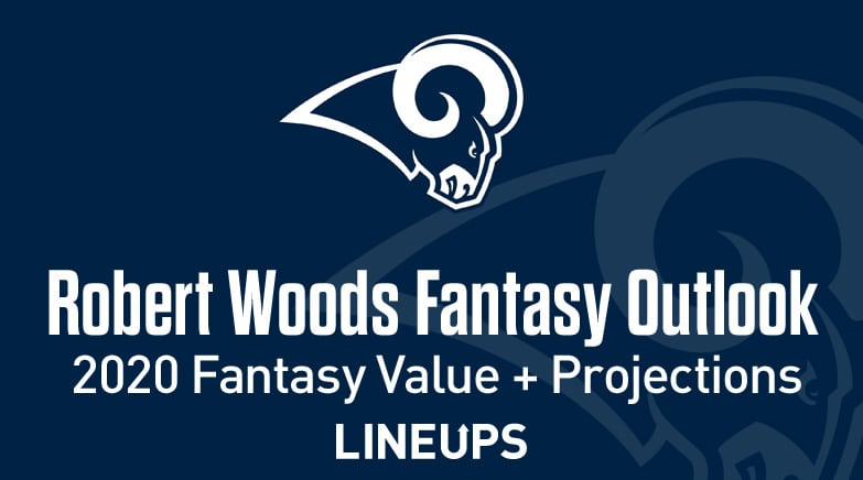 robert woods fantasy outlook 2020