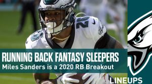 Fantasy Football Running Back Sleepers: Top 25 Fantasy RB Breakouts