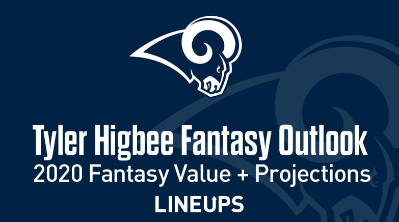 tyler higbee fantasy outlook 2020