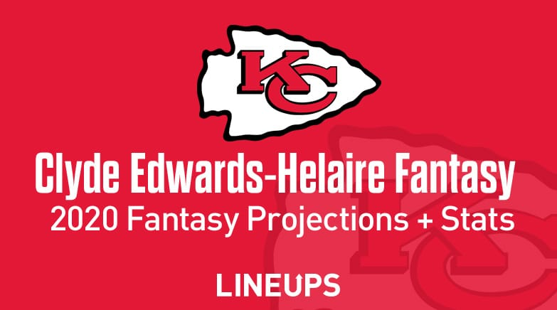 Clyde Edwards Helaire fantasy outlook 2020