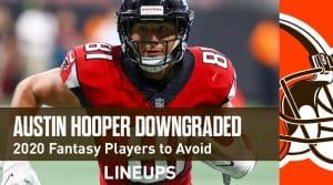 Fantasy Football Busts: Players to Avoid in 2020