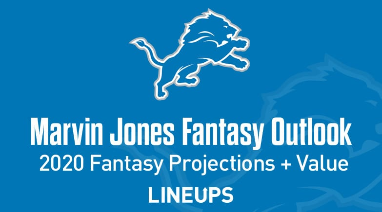 marvin jones fantasy value 2020