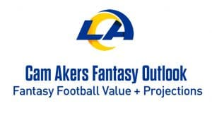Cam Akers Fantasy Outlook & Value 2020