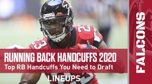 2020 Running Back Fantasy Handcuffs: Backups You Need to Keep an Eye On