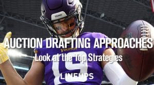 Different Approaches in Fantasy Football Auction Drafting