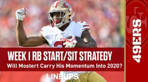 Week 1 RB Start, Sit Fantasy Strategy: Will Raheem Mostert have a breakout in week one?