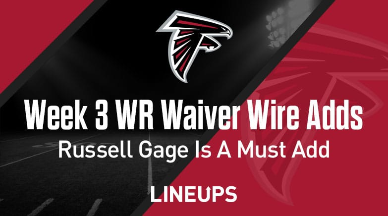 week 3 wr waiver wire
