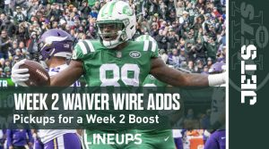 Week 2 Waiver Wire Top Pickups & Adds: Nyheim Hines In Line For More Touches