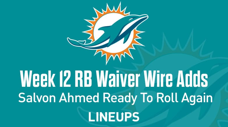 week 12 rb waiver wire