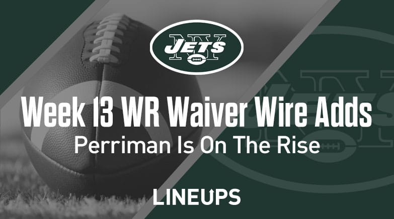 week 13 wr waiver wire