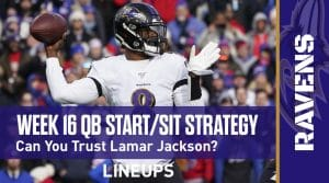 Week 16 Quarterback Sit, Start Strategy: Jalen Hurts is a Must Start