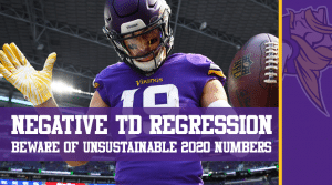 2021 Fantasy Football – Players Due for Negative Touchdown Regression